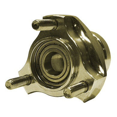 Magnesium Front Wheel Hub ProDezine - 61mm long