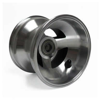 Front Wheel Aluminium 110mm - Bearing Type 17mm