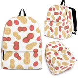 Peanut Theme Pattern Backpack