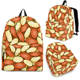 Peanut Pattern Background Backpack
