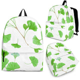 Ginkgo Leaves Pattern Backpack