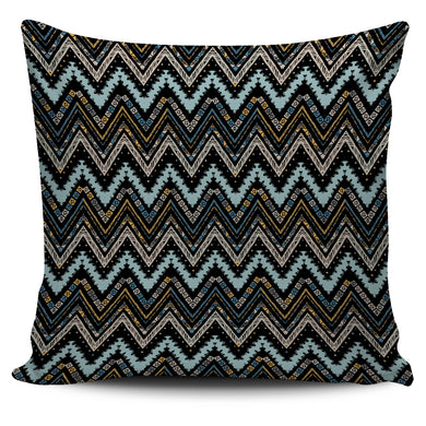 Zigzag Chevron African Afro Dashiki Adinkra Kente Pillow Cover