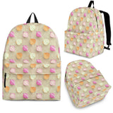 Onion Pattern Theme Backpack