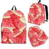 Watermelon Pattern Background Backpack