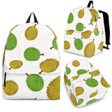 Durian Background Pattern  Backpack
