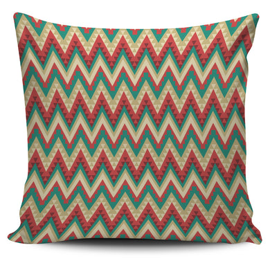 Zigzag Chevron Pattern Pillow Cover
