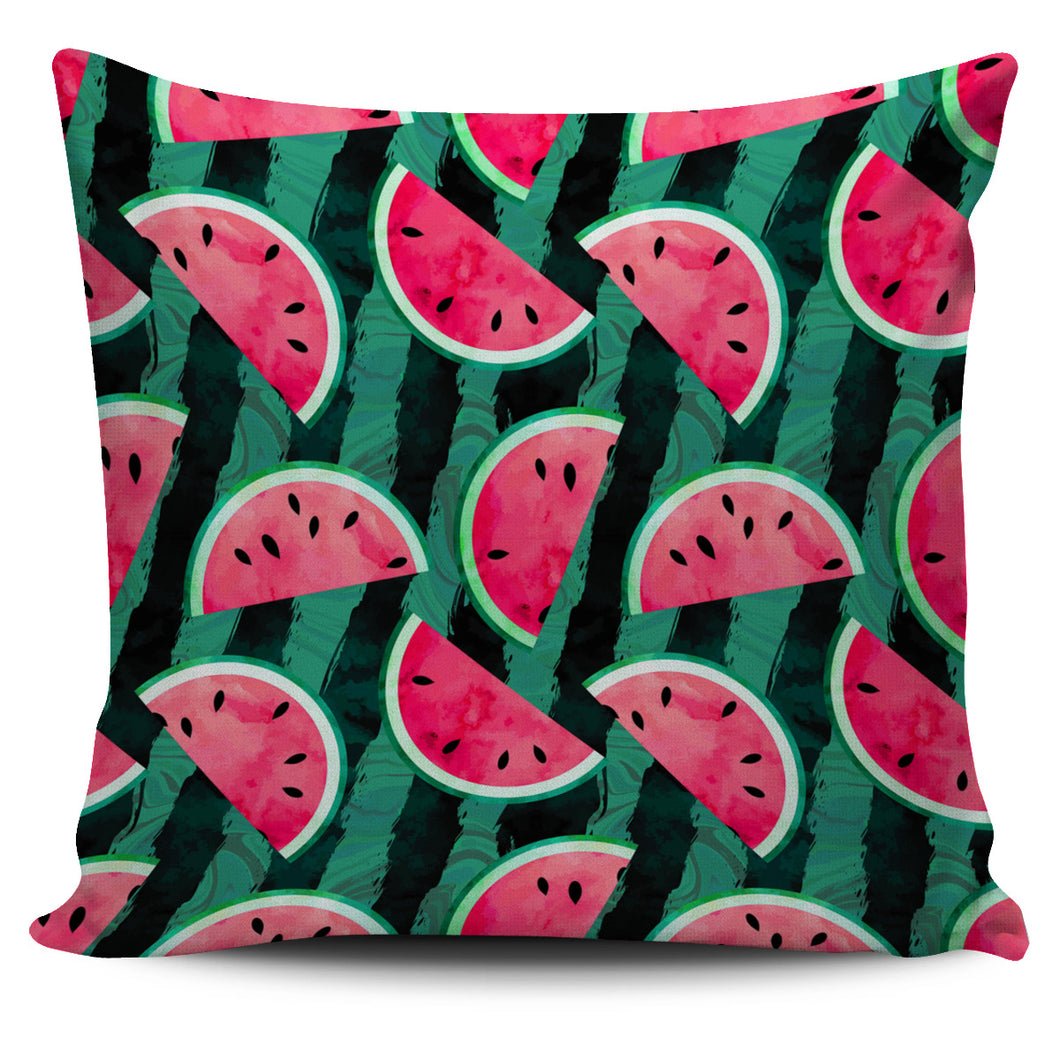 Watermelon Pattern Pillow Cover