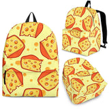 Cheese Pattern Backpack