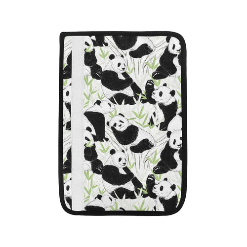 Panda Pattern Car Seat Belt Cover