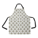 Arabic Morocco Pattern Background Adjustable Apron