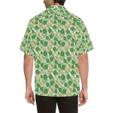 Horseshoes Pattern Print Design 05 Men's All Over Print Hawaiian Shirt (Model T58)