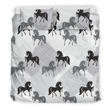 Horse Pattern Bedding Set