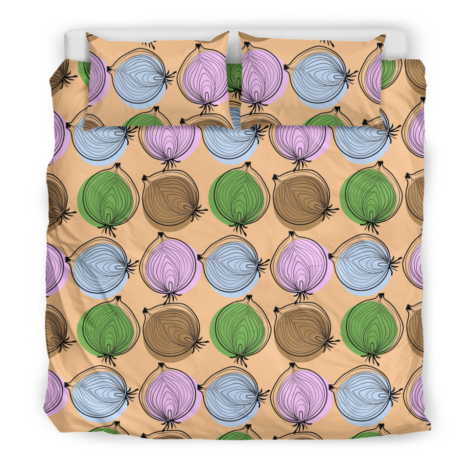 Onion Pattern Bedding Set
