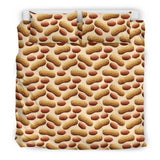 Peanut Pattern Bedding Set