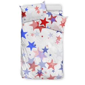 USA Star Pattern Bedding Set