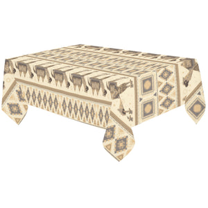 Traditional Camel Pattern Ethnic Motifs Tablecloth