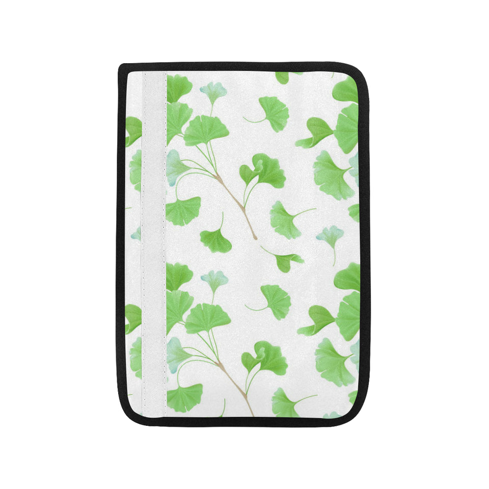 Ginkgo Leaves Pattern Car Seat Belt Cover