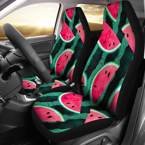 Watermelon Pattern Universal Fit Car Seat Covers