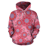 Indian Pnk Pattern Men Women Pullover Hoodie