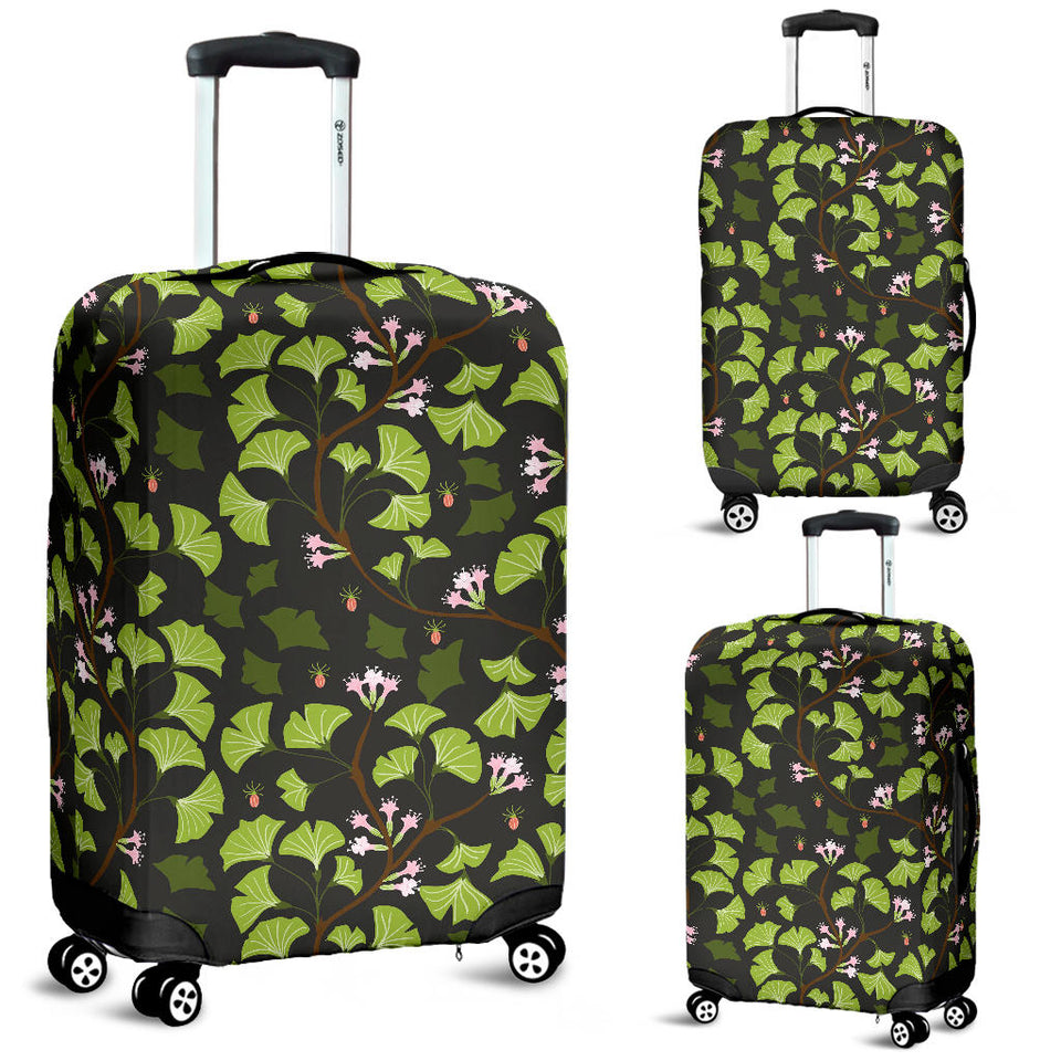Ginkgo Leaves Flower Pattern Luggage Covers