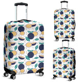 Passion Fruit Pattern Luggage Covers