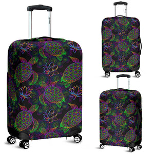 Sea Turtle Pattern Luggage Covers