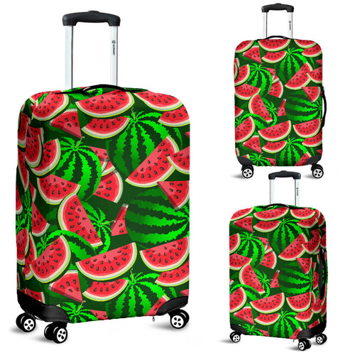 Watermelon Pattern Theme Luggage Covers