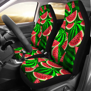 Watermelon Pattern Theme Universal Fit Car Seat Covers