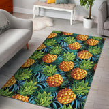 Pineapple Pattern Area Rug