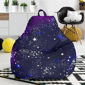 Space Galaxy Pattern Bean Bag Chair