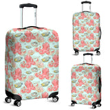 Octopus Fish Shell Pattern Luggage Covers