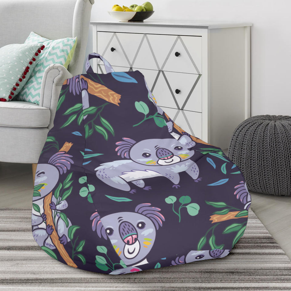 Koala Pattern Bean Bag Chair