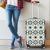 Arabic Morocco Pattern Luggage Covers