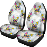 Chihuahua Pattern Universal Fit Car Seat Covers