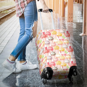 Ice Cream Cone Pattern Luggage Covers