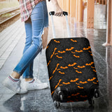 Cobweb Spider Web Bat Pattern Luggage Covers