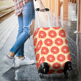 Sliced Grapefruit Pattern Luggage Covers