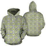 Cocoa Pattern background Pullover Hoodie