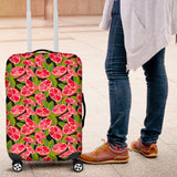 Grapefruit Leaves Pattern Luggage Covers