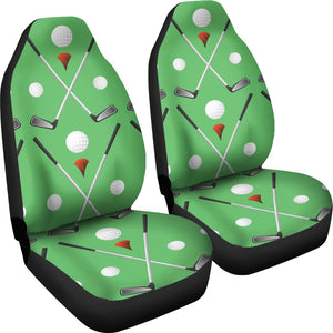Golf Pattern 05 Universal Fit Car Seat Covers