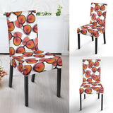 Sun Glasses Pattern Print Design 01 Dining Chair Slipcover
