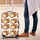 Onion Theme Pattern Luggage Covers