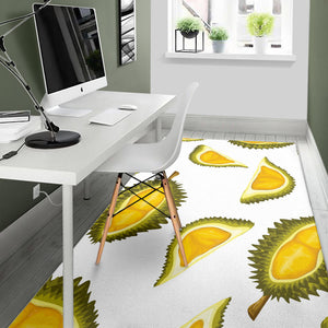 Durian Pattern Area Rug