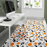Halloween Pattern Area Rug