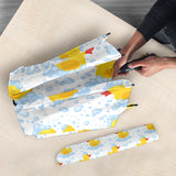 Duck Toy Pattern Print Design 03 Umbrella