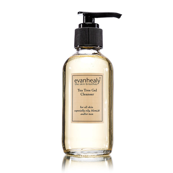 Evan Healy Tee Tree Gel Cleanser