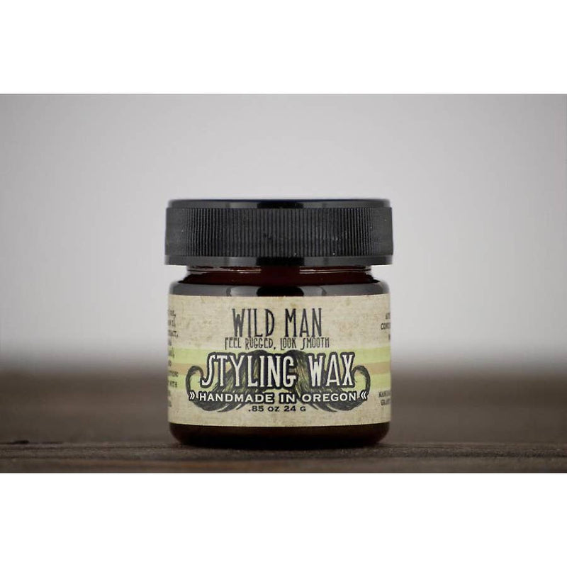 Wild Man Styling Wax