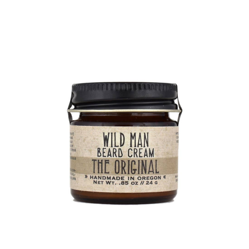 Wild Man Beard Cream | The Original