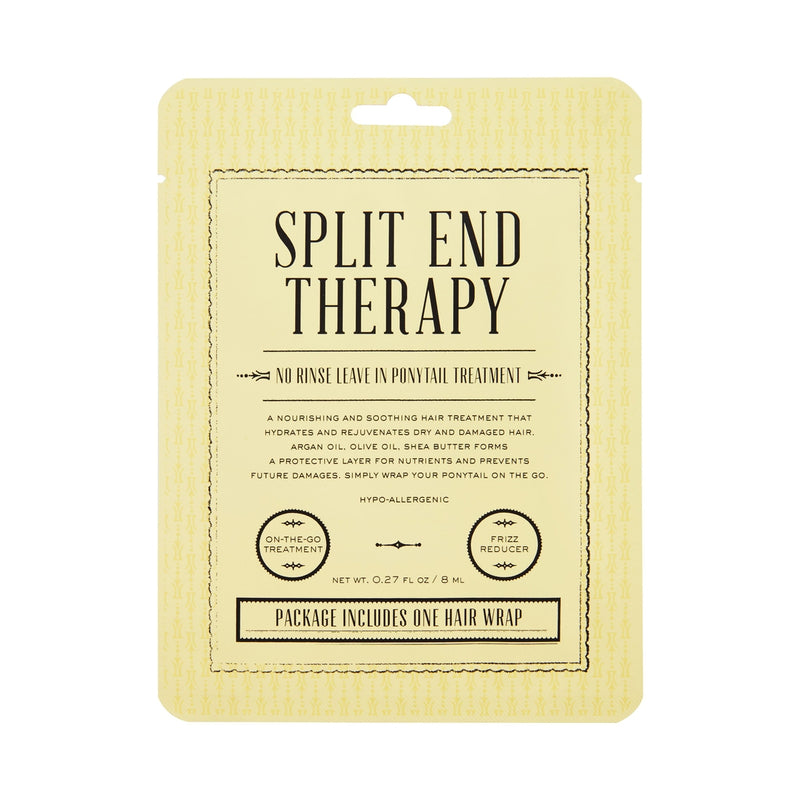 Split End Therapy Mask