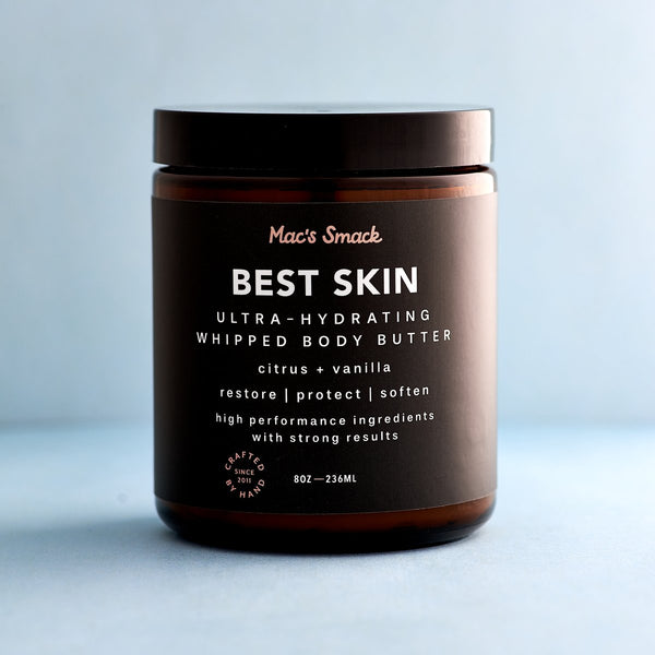 Mac's Smack Best Skin Body Butter